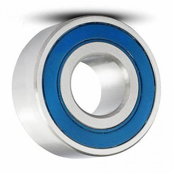 3204 2RS Angular Contact Ball Bearing (3202ATN1 3204ANTN1 3206A-ZTN1 3208 3210 3212 2RS) #1 image