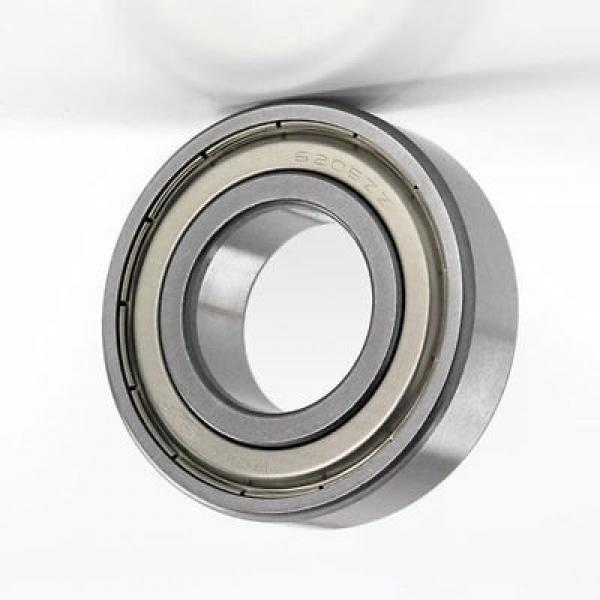 Auto Parts Single Raw Deep Groove Ball Bearing 62 Series (6200 6201 6202 6203 6204 6205 6206 6207 6208 6209 6210) Factory #1 image